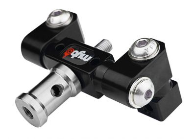 3Sixty Adjustable V-Bar Mount Black