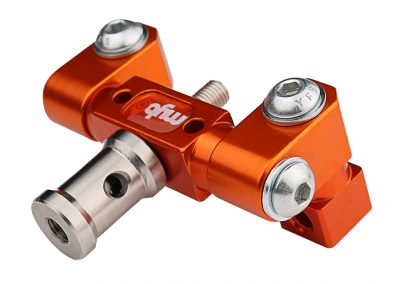3Sixty Adjustable V-Bar Mount Orange