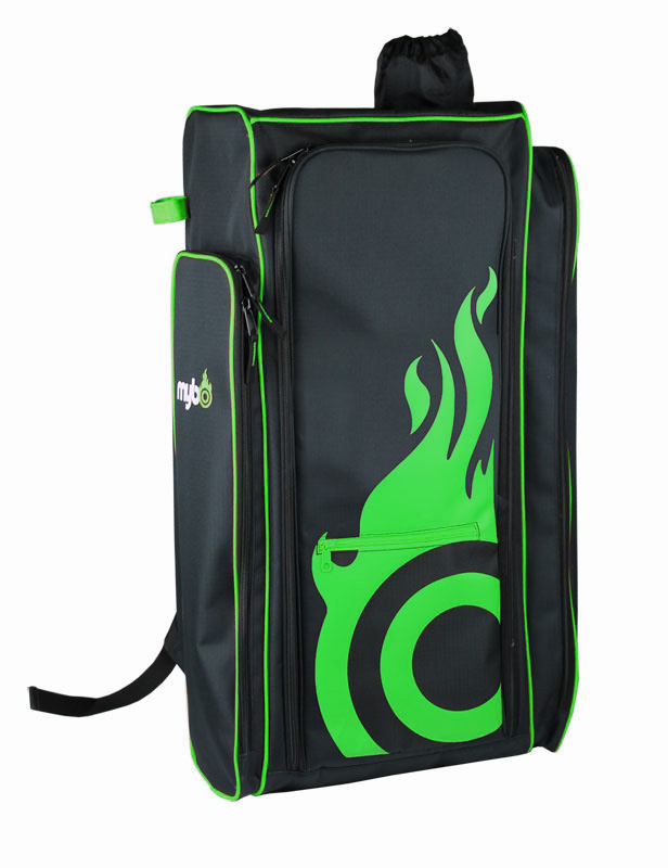 Aeon Flame Backpack for Recurve Bows - Green