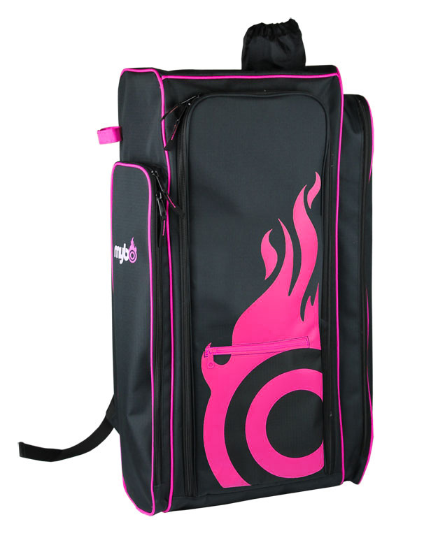 Aeon Flame Backpack for Recurve Bows - Pink