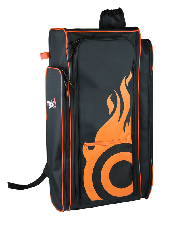 Aeon Flame Backpack for Recurve Bows - Orange