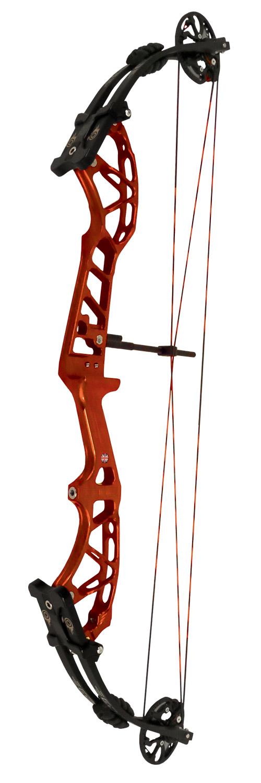 Edge Compound Bow - Orange Blaze
