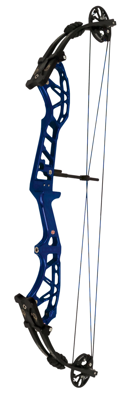 Edge Compound Bow - Royal Blue