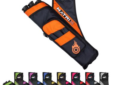 Matrix Target Quiver - Left Handed - Group