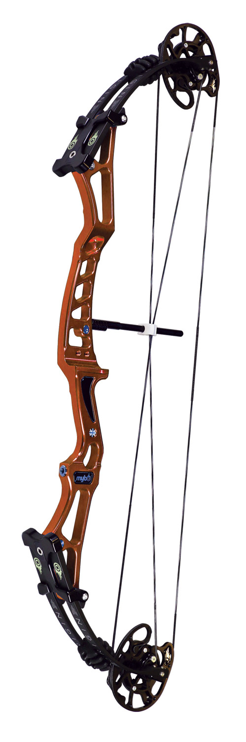 Origin Compound Bow - Blaze Orange