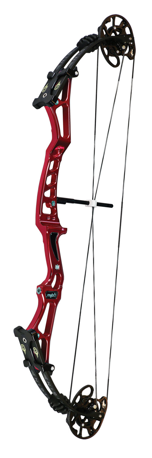 Origin Compound Bow - Cherry Red