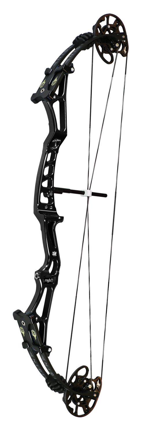 Origin Compound Bow - Midnight Black