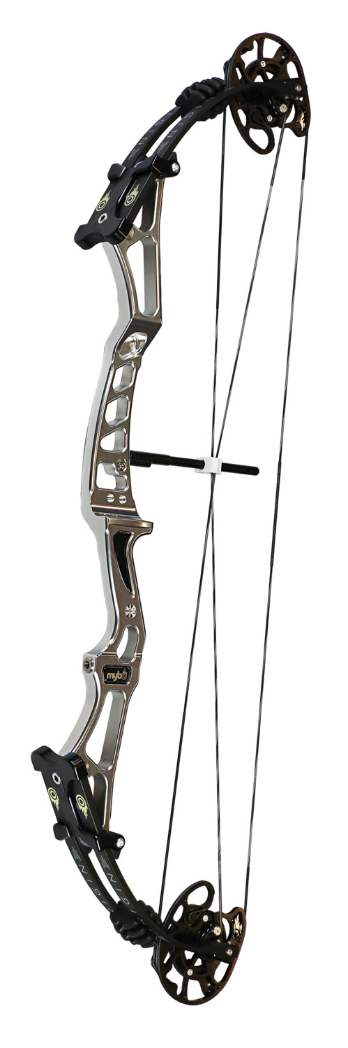 Origin Compound Bow - Silver Sonic