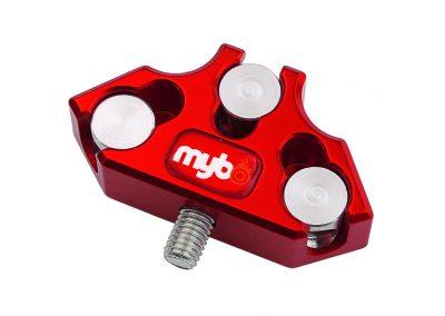 Q3 V-Bar Red
