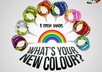 Ten Zone Scope Colours