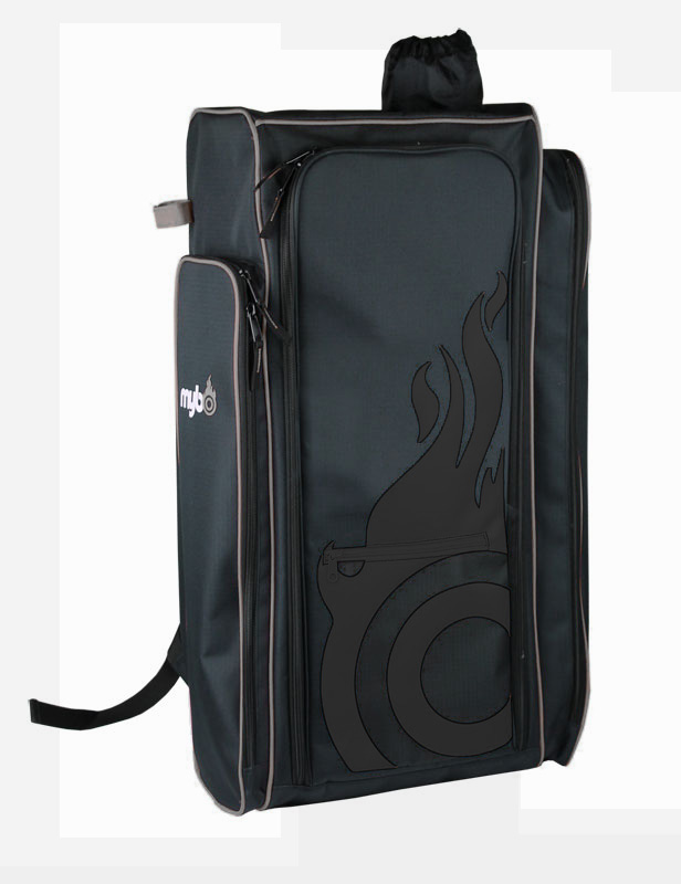 Aeon Flame Backpack for Recurve Bows - Black