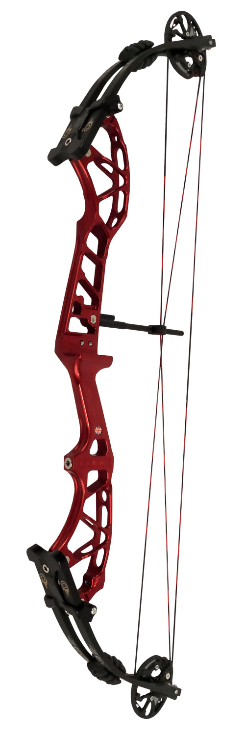 Edge Compound Bow - Cherry Red