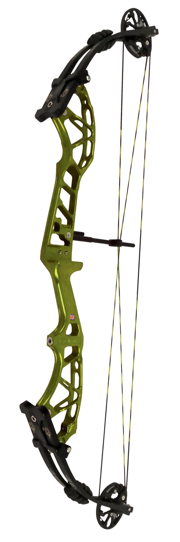 Edge Compound Bow - Lizard Green