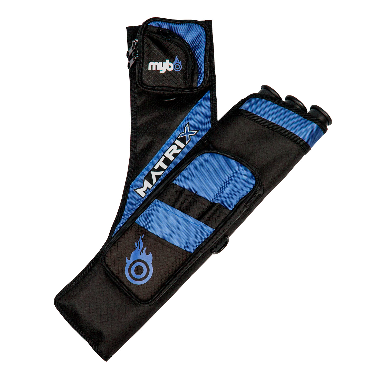 Matrix Target Quiver - Right Handed - Black/Blue